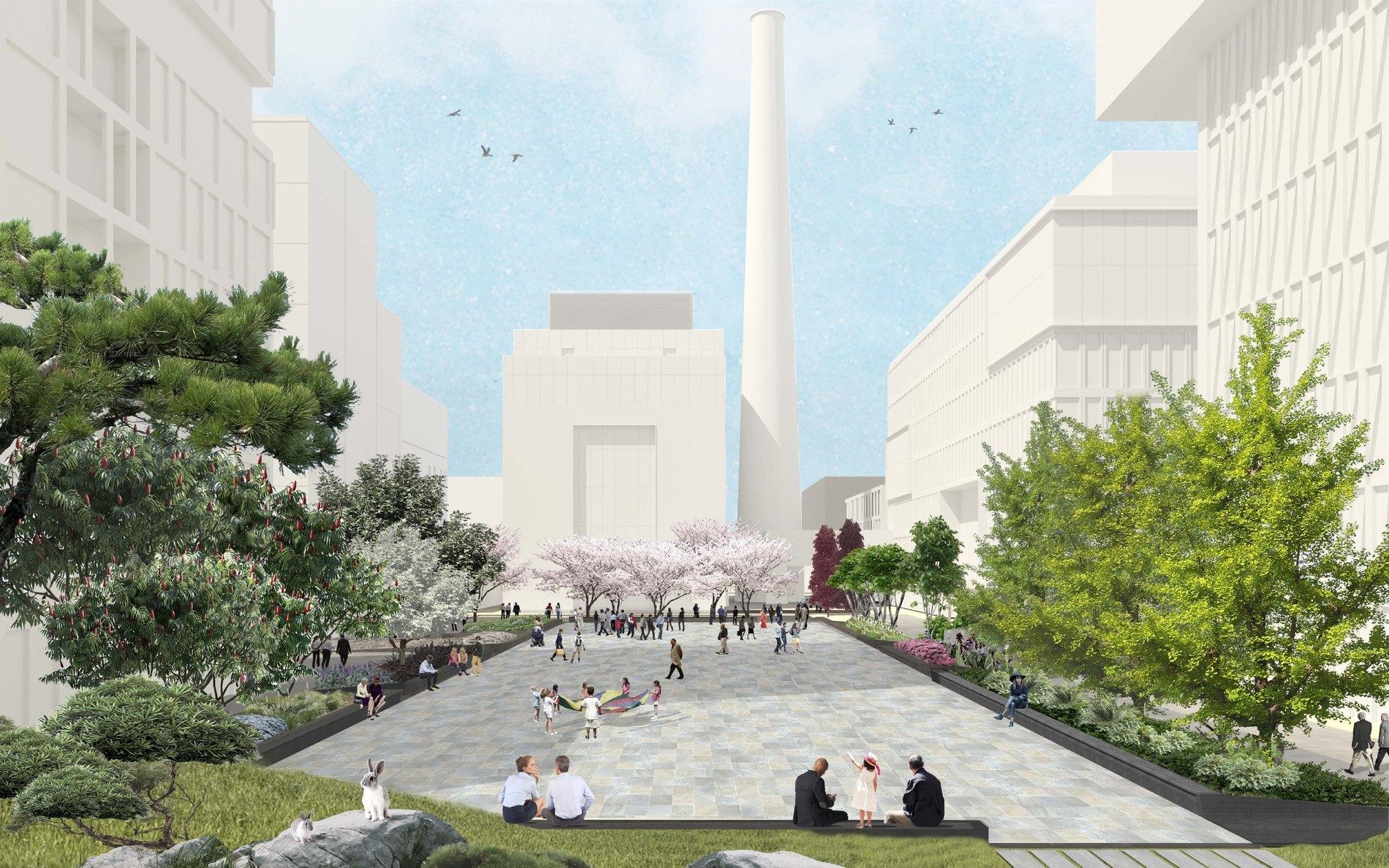 🏭 Презентували проєкт громадського простору UNIT.City