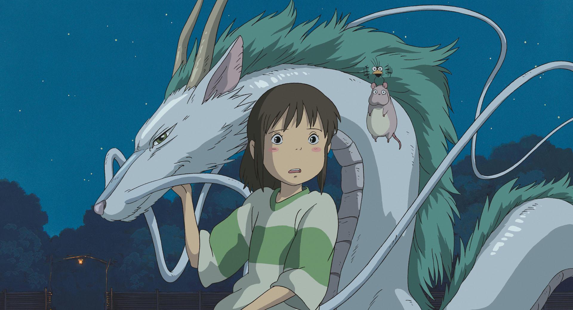 🥰 Japonśka muľtyplikacijna studija Ghibli opublikuvala 400 zobražeń zi svoїh fiľmiv