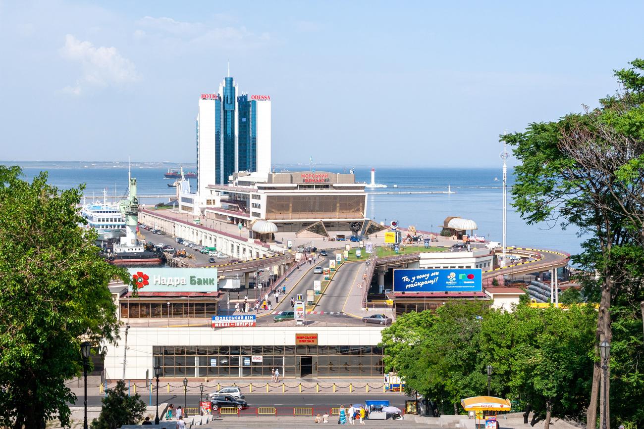 📚 В Одесі планують створити літературний гайд містом — відвідайте міста з популярних книг