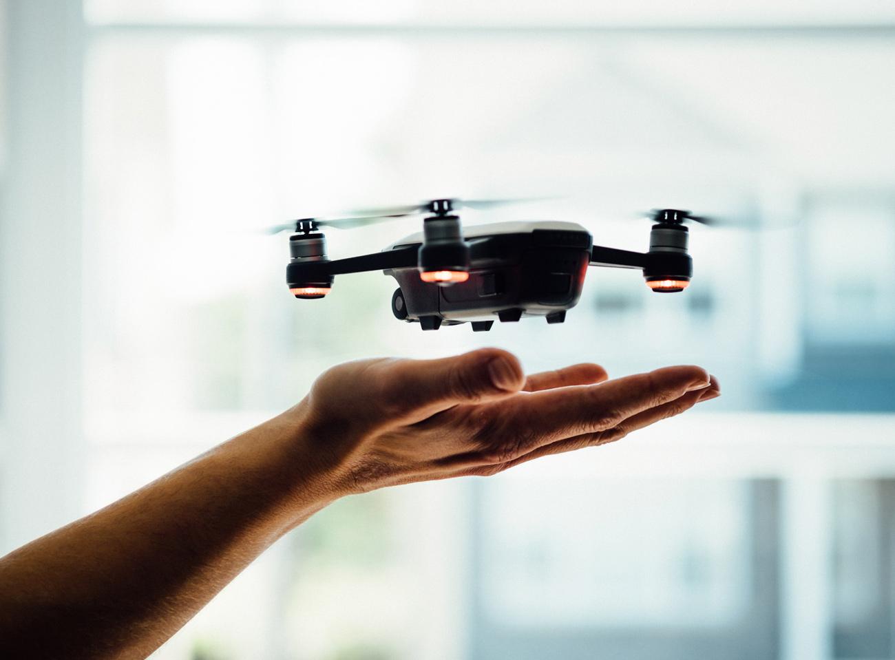 🤳🏻 В Україні зроблять мобільний застосунок для власників дронів з інтерактивною мапою