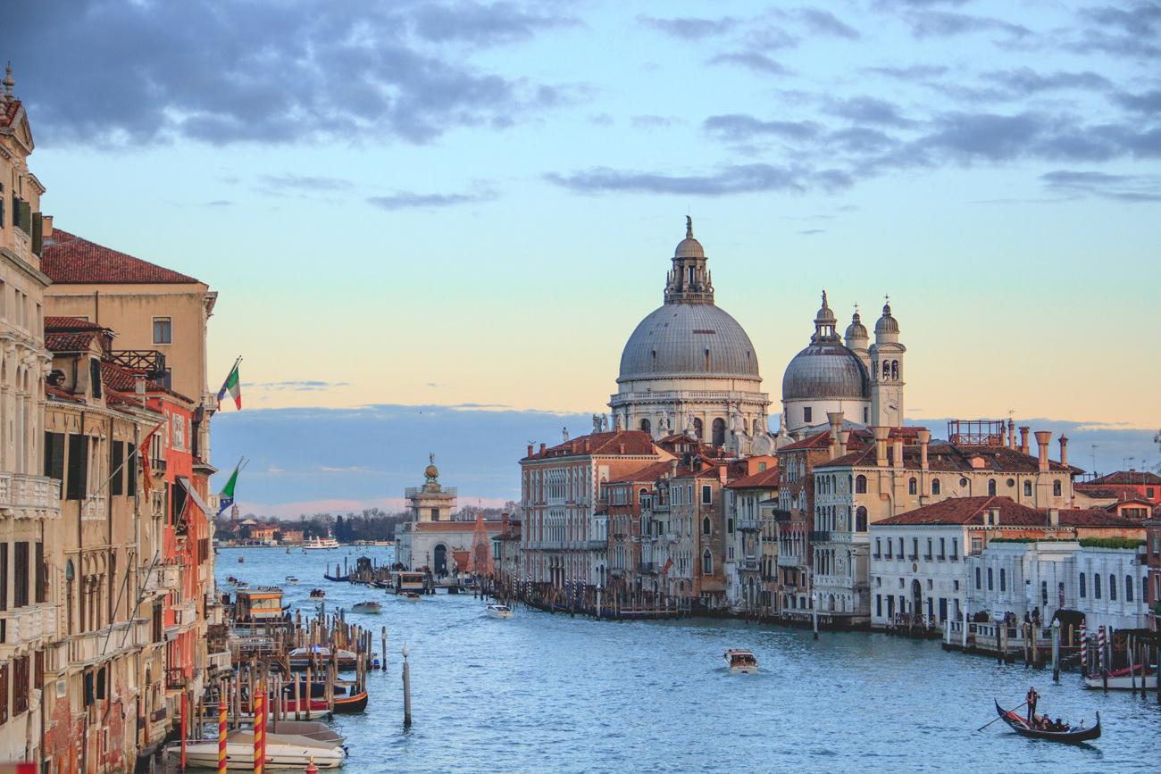 🛶 «Венеція онлайн»: вчені планують відсканувати місто на випадок, якщо воно піде під воду