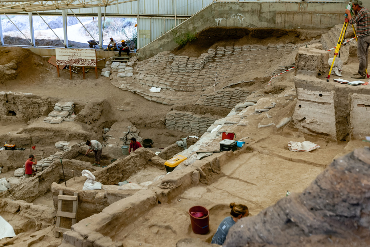 🛺 Археологія на самоізоляції: у Китаї дистанційно проводять розкопки через інтернет