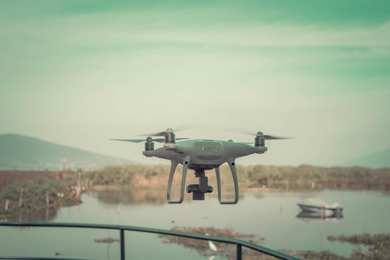 🤓 У Києві планують побудувати аеропорт для дронів