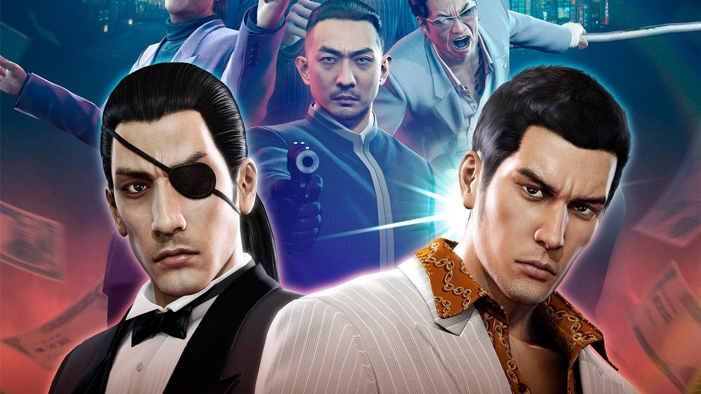 😎 SEGA planuje zrobyty ekranizaciju za groju Yakuza