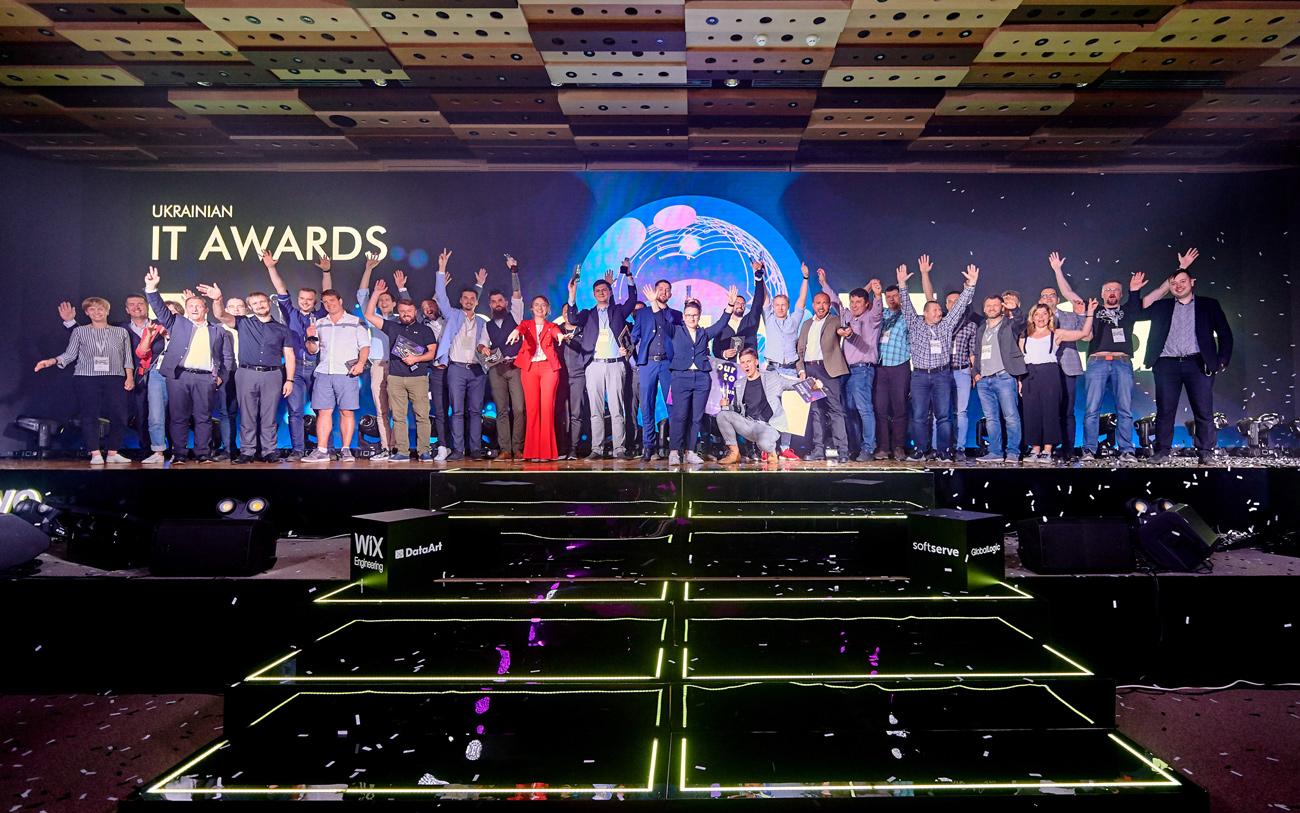 👨🏼💻 Jak Ukrainian IT Awards zavojovuje status ukraїnśkogo Oskaru v IT i čomu varto podaty tudy zajavku