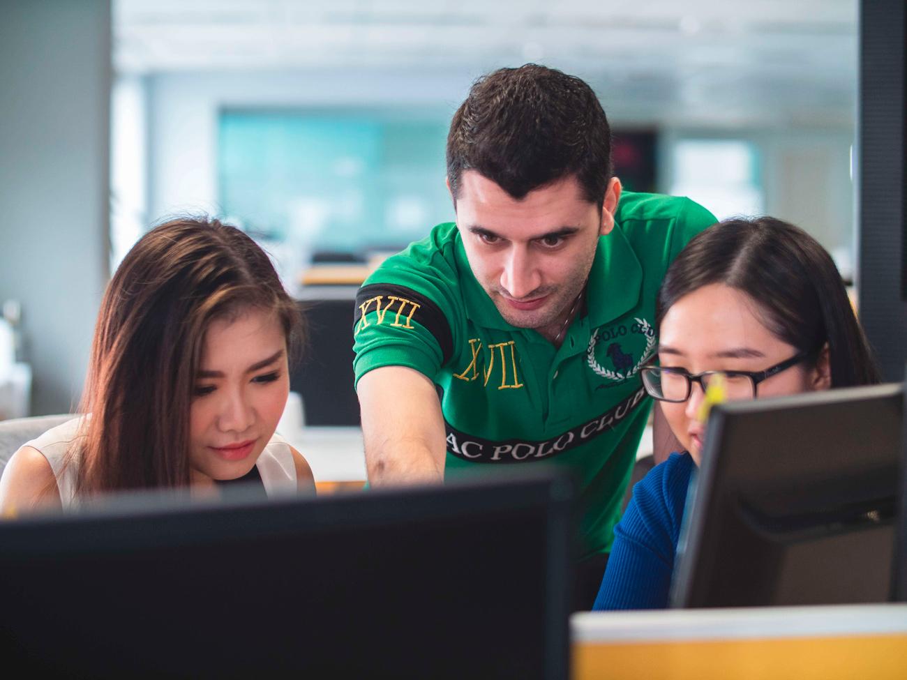 👨💻 У Києві відкривається IT-Академія з безкоштовним навчанням і оплачуваним стажуванням