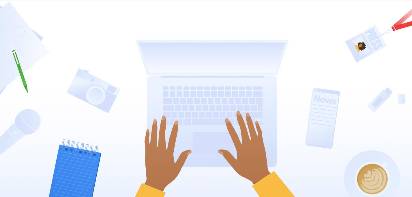 👨💻 Journalist Studio: Google stvoryv bezkoštovnu platformu z servisamy dlja žurnalistiv