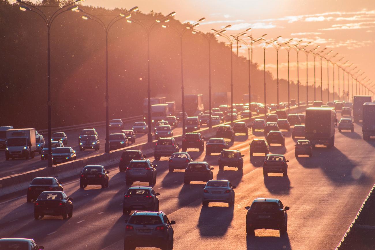 🚘 Штучний інтелект контролюватиме трафік на дорогах Києва