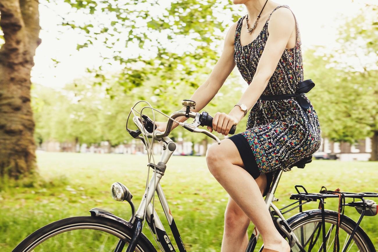 🚲 Дослідження: через COVID-19 різко збільшилась кількість велосипедистів у Києві