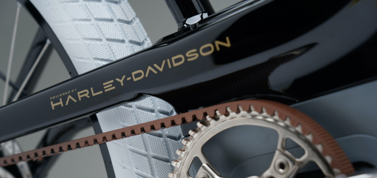 🚲 Harley-Davidson випускатимуть електричні велосипеди — концепт