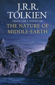 Обкладинка збірника «Природа Середзем'я», фото: HarperCollins