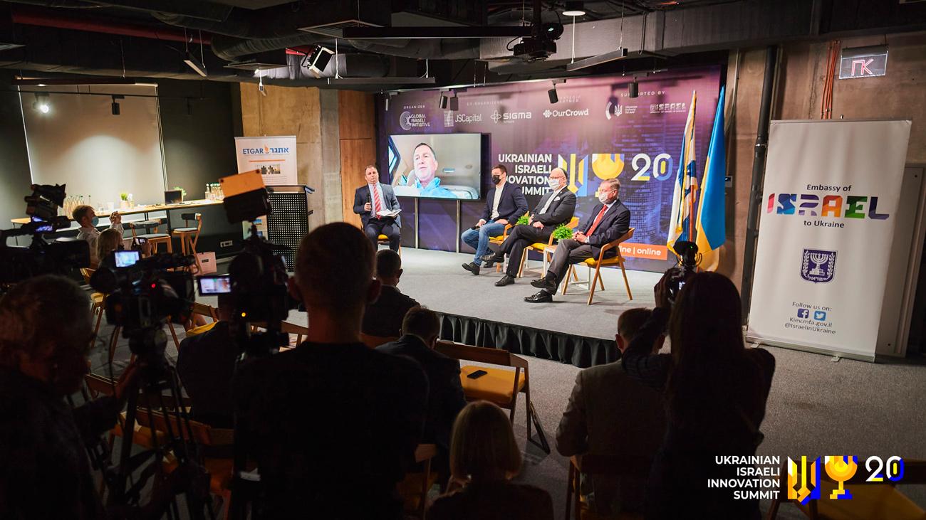 🦾 Na Ukrainian Israeli Innovation Summit 2020 buly prezentovani ukraїnśki social impact startapy