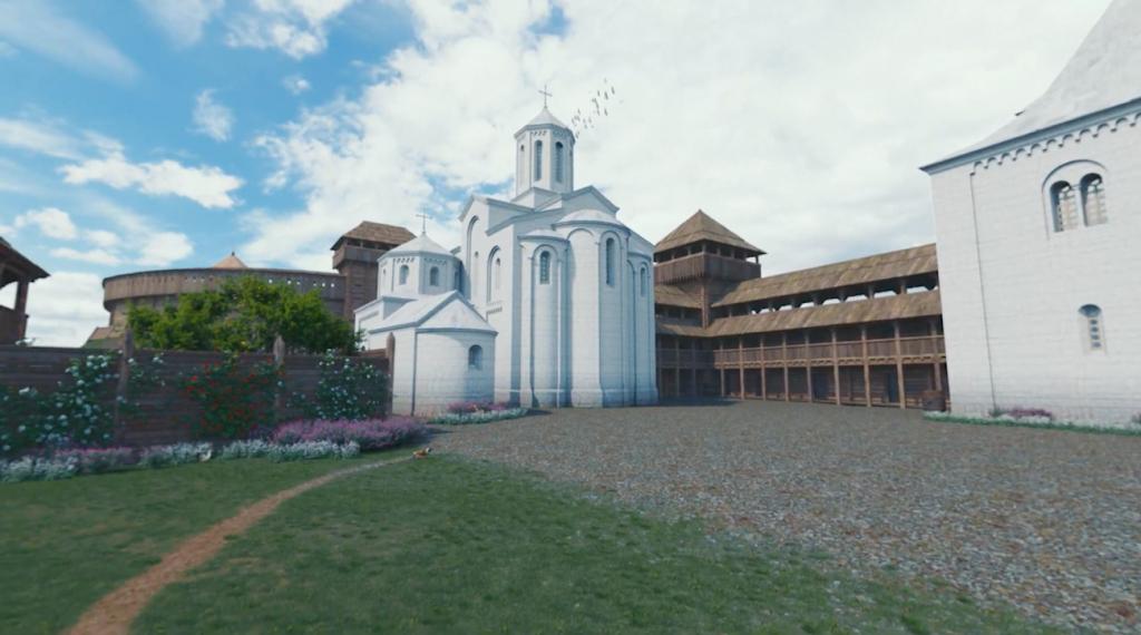 Starodavnja cerkva