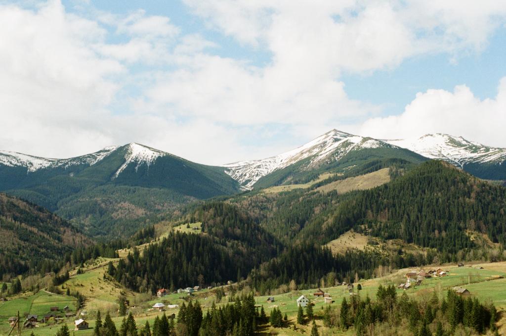 Gory Karpaty