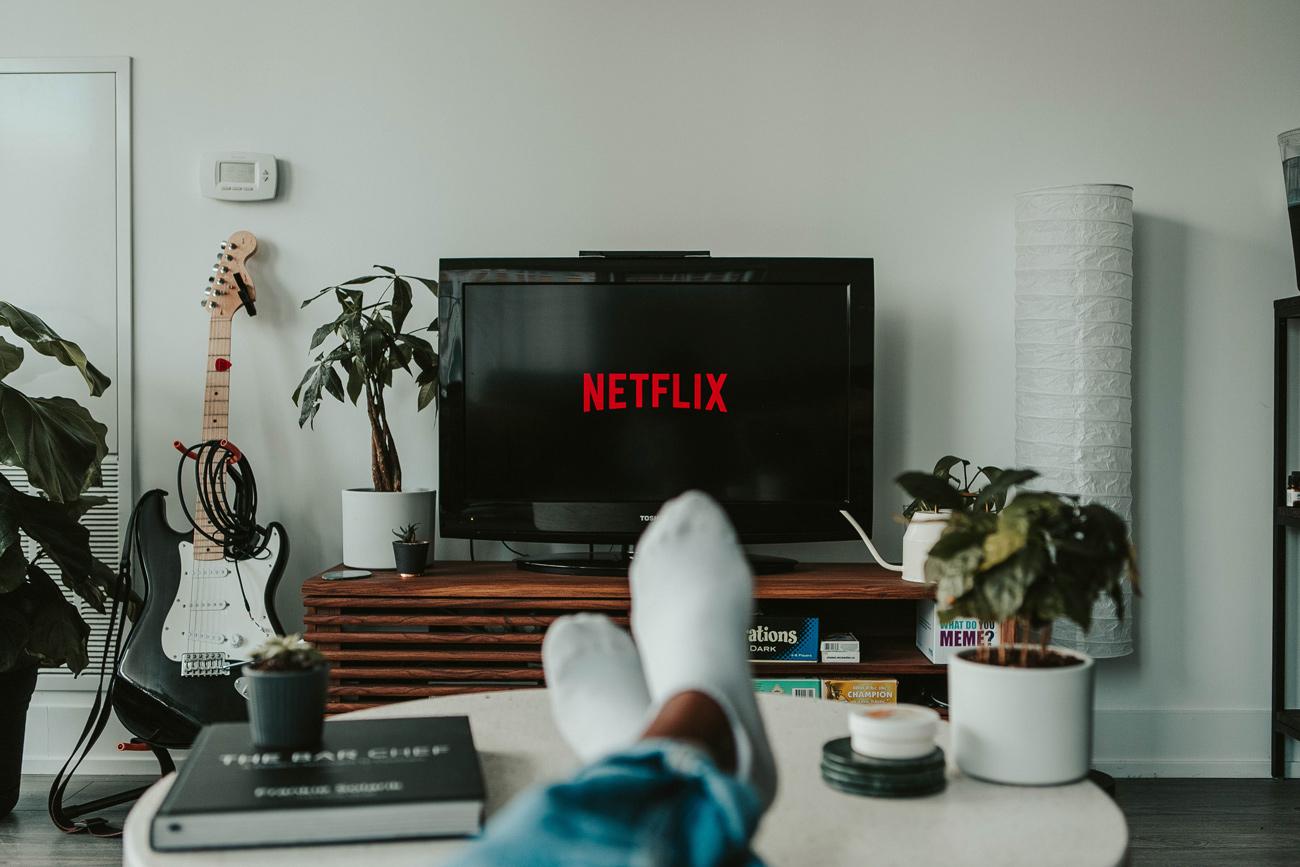 Телевізор та Netflix