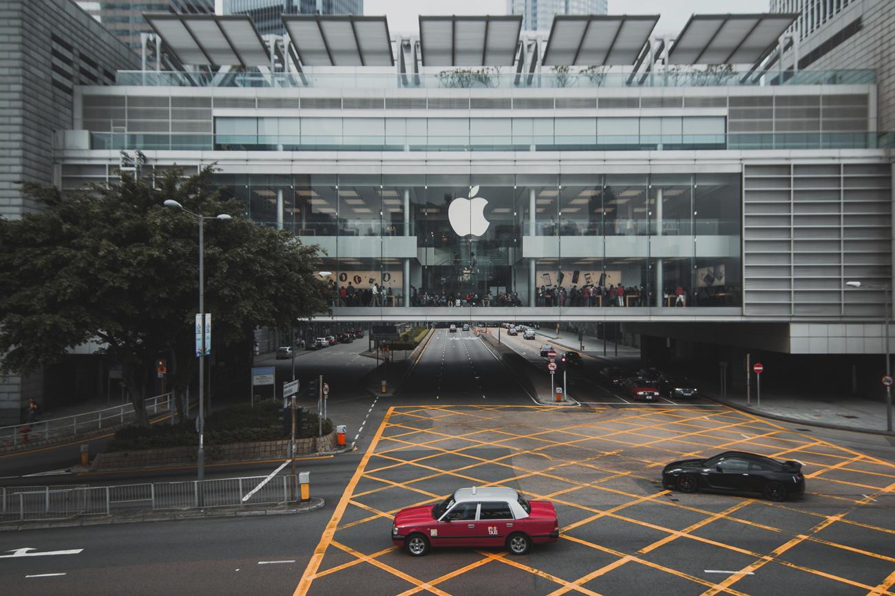 🥰 Apple stvoryla ukraїnśku versiju sajtu