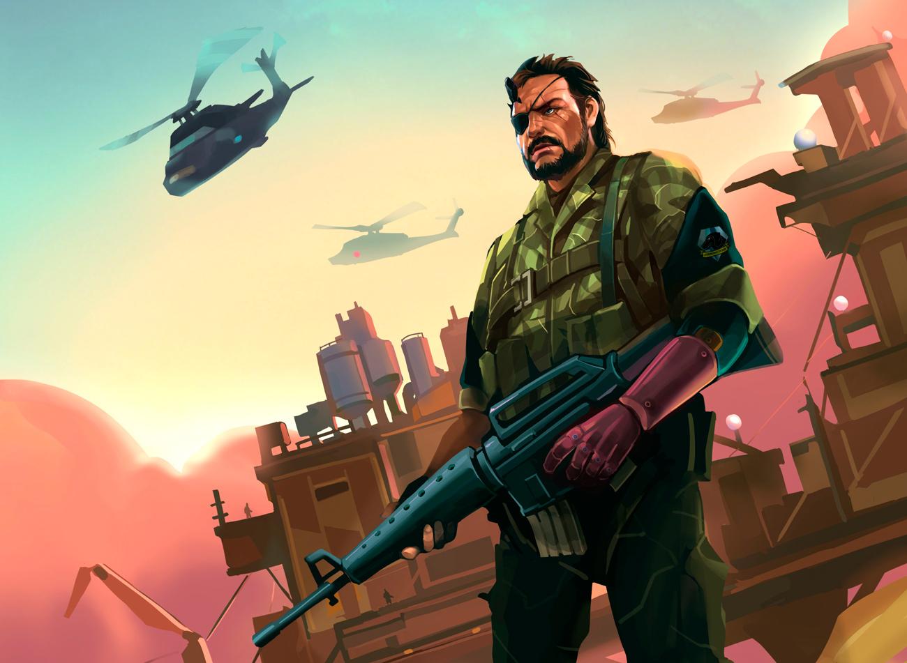 🐍 Za serijeju igor Metal Gear Solid znimuť fiľm — vže vidomyj golovnyj aktor