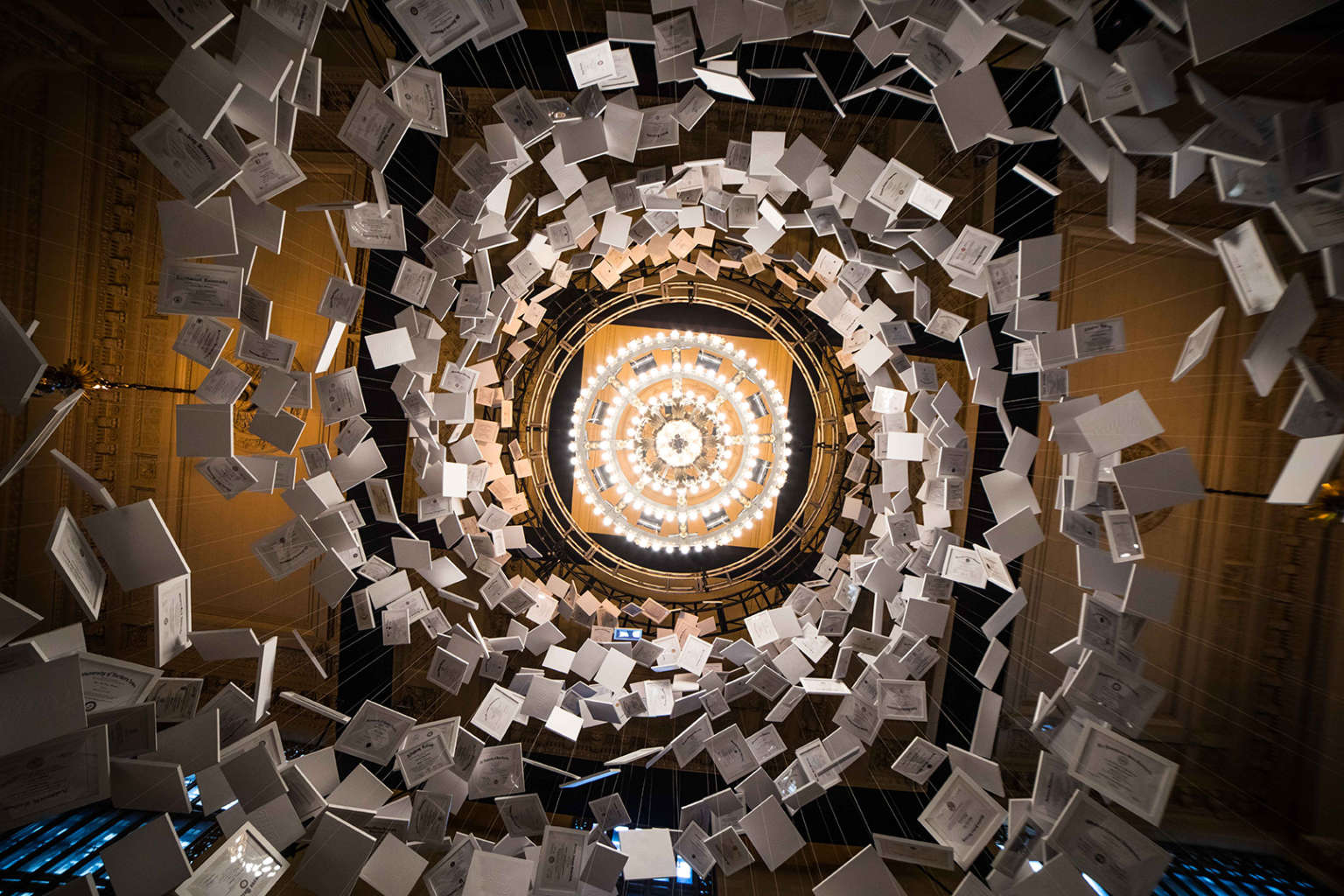 🎓У США встановили найдорожчу в історії арт-інсталяцію — $470 мільйонів