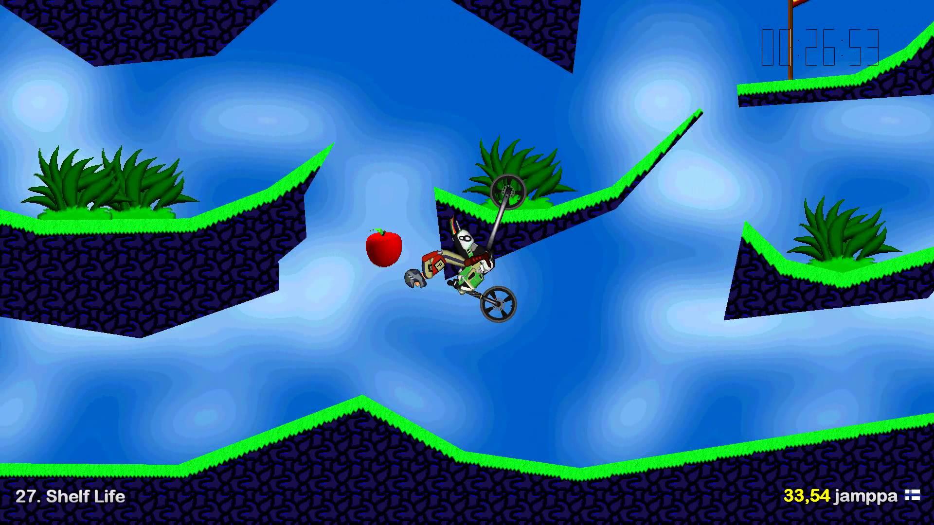 🏍️ Культову гру Elasto Mania перевипустять на PlayStation, Xbox та Switch