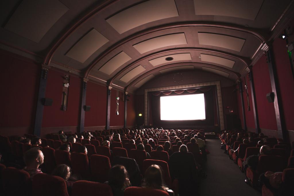 «Тихі сеанси» в кінотеатрах