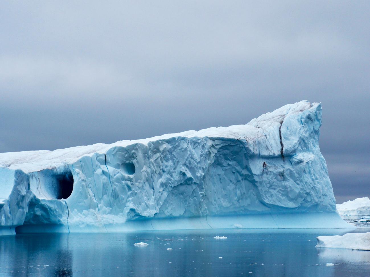 ❄️ Climate Crisis Font: дизайнери винайшли шрифт, товщина якого залежить від глобального потепління