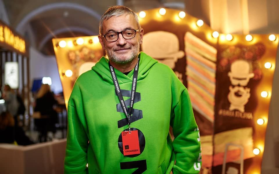 🔈 Подкаст «Інше інтерв'ю»: Володимир Нечипорук — про життя за полярним колом, боротьбу за незалежність, бізнес 90-х та перший Український тиждень моди