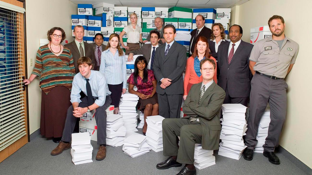 👨🏼💼 «Офіс» став найпопулярнішим серіалом 2020 року у США