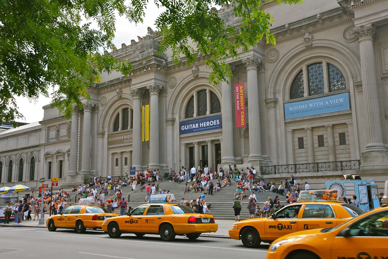 🏛 Nju-Jorkśkyj muzeї Metropoliten vypustyv zastosunok z virtuaľnoju ekskursijeju