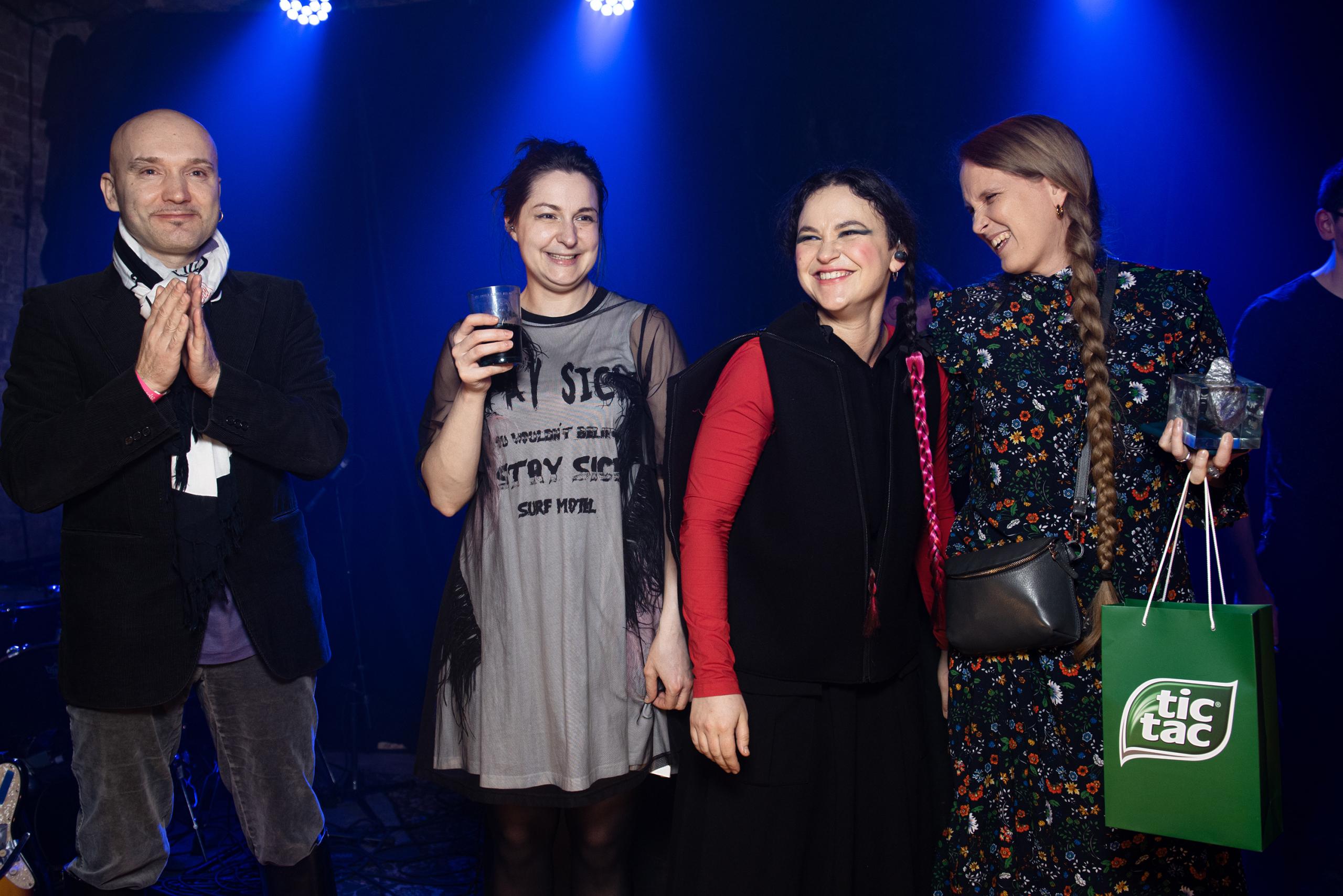  Українська музична премія Aprize Music Awards оголосила переможців — хто забрав головний приз