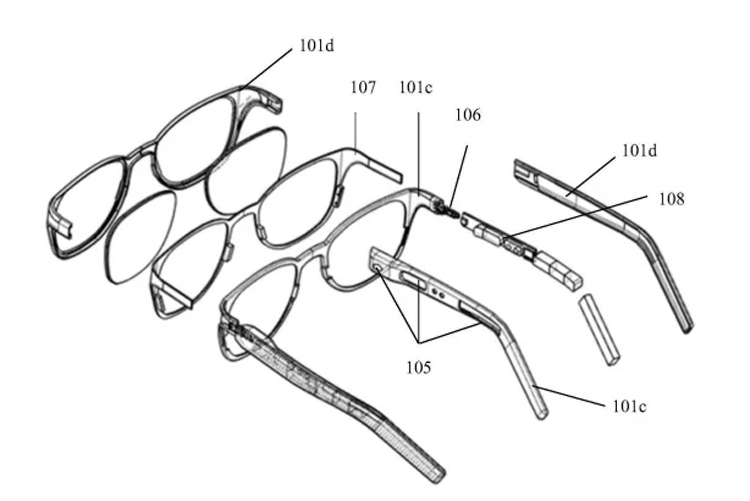 Смарт-окуляри Xiaomi