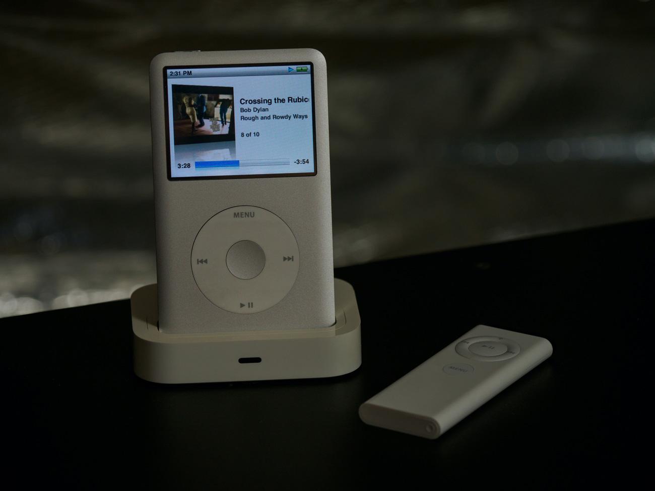 🎧 Rozrobnyk pererobyv iPod Classic pid Spotify. A šče z nym pracjujuť Bluetooth navušnyky!