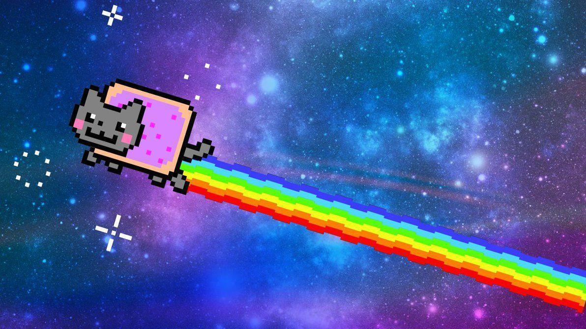 🥰 Mem Nyan Cat prodaly na kryptoaukcioni za 300 ETH