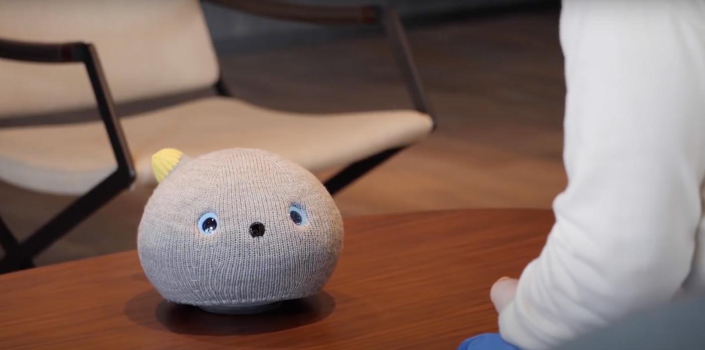 😻 Panasonic stvoryly robota kota, ščo vmije pukaty