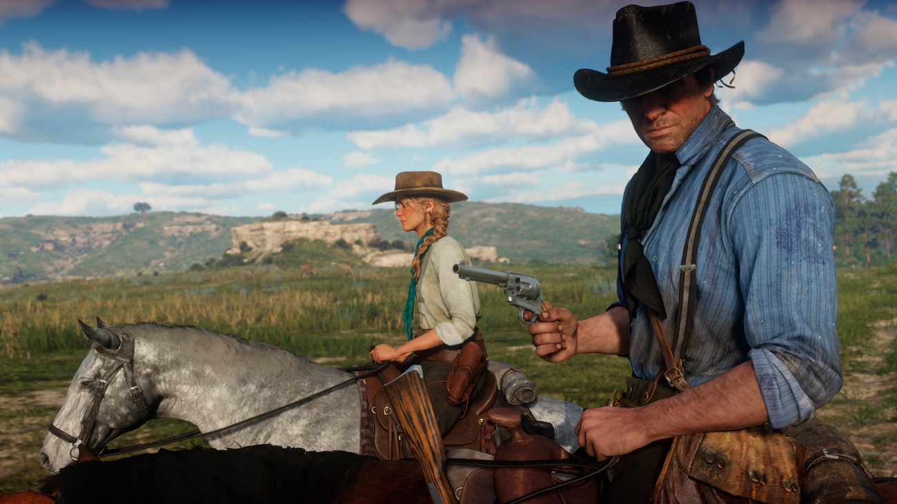 🤠 U SŠA za groju Red Dead Redemption vykladatymuť istoriju v universytetah