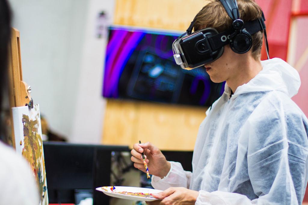 VR-окуляри від Apple