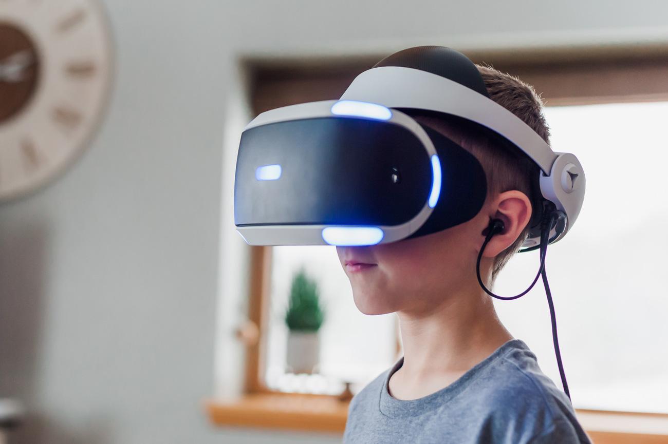 👓 Sony анонсувала нове покоління VR-шолому для PlayStation 5