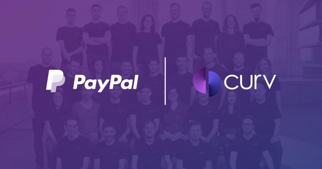 PayPal ta Curv