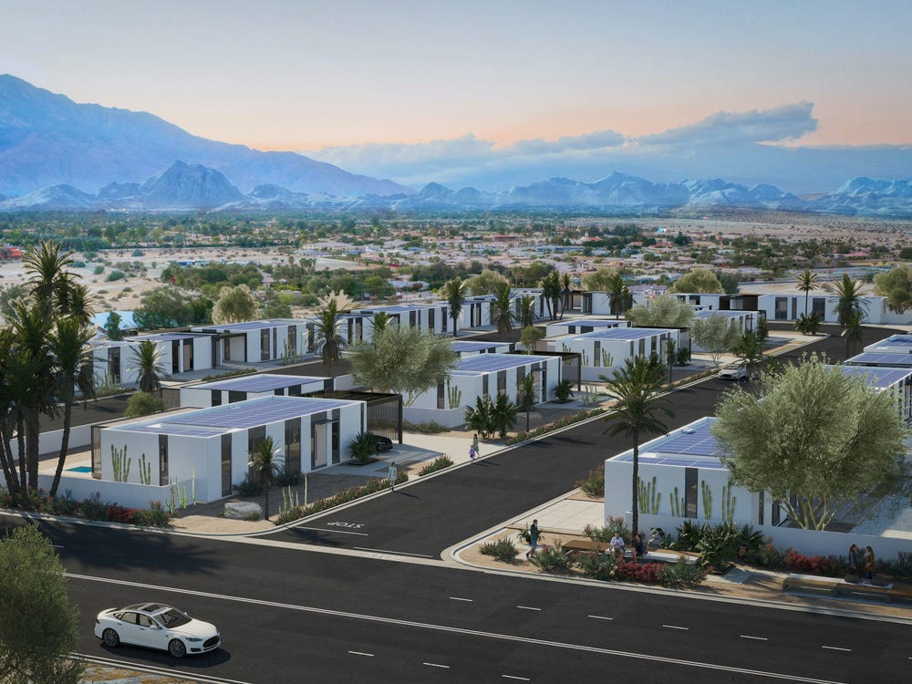 🏘 У США надрукують цілий квартал з будинків на 3D-принтері