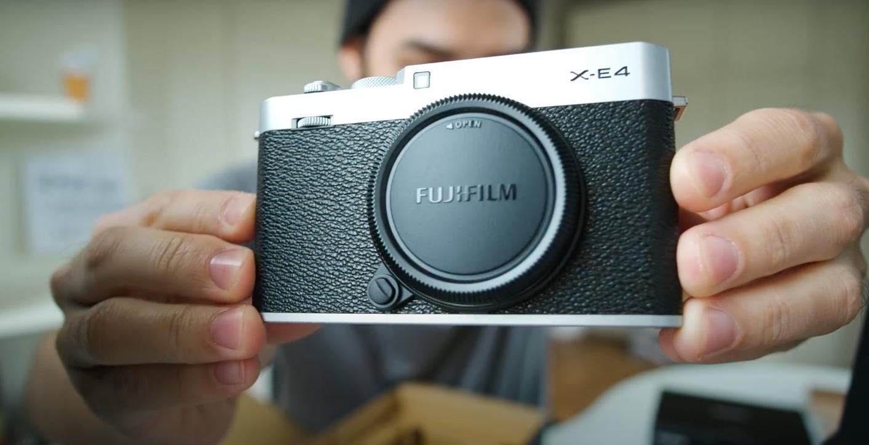 📸 Fujifilm зняли рекламу нової камери з українським фотографом у Львові — відео