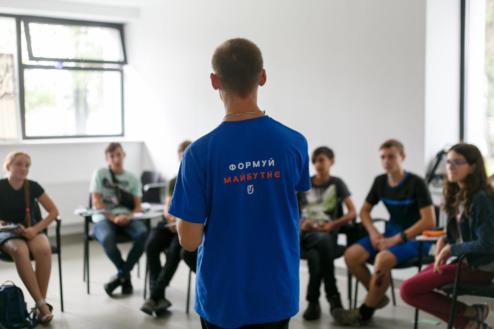 🤓 «Навчай для України»: стартував прийом заявок на стипендію для випускників університетів