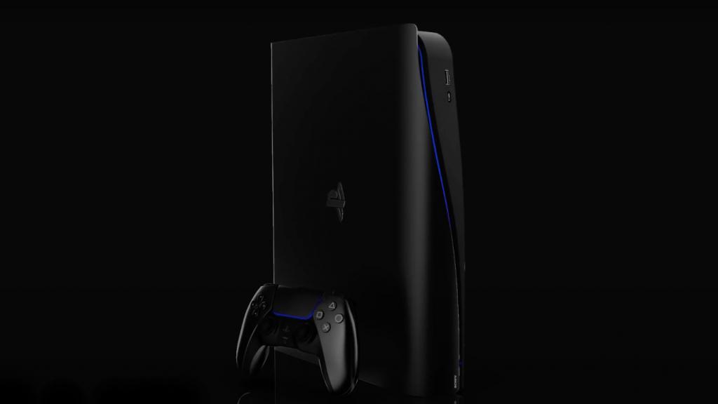 Концепція PlayStation 5 Slim