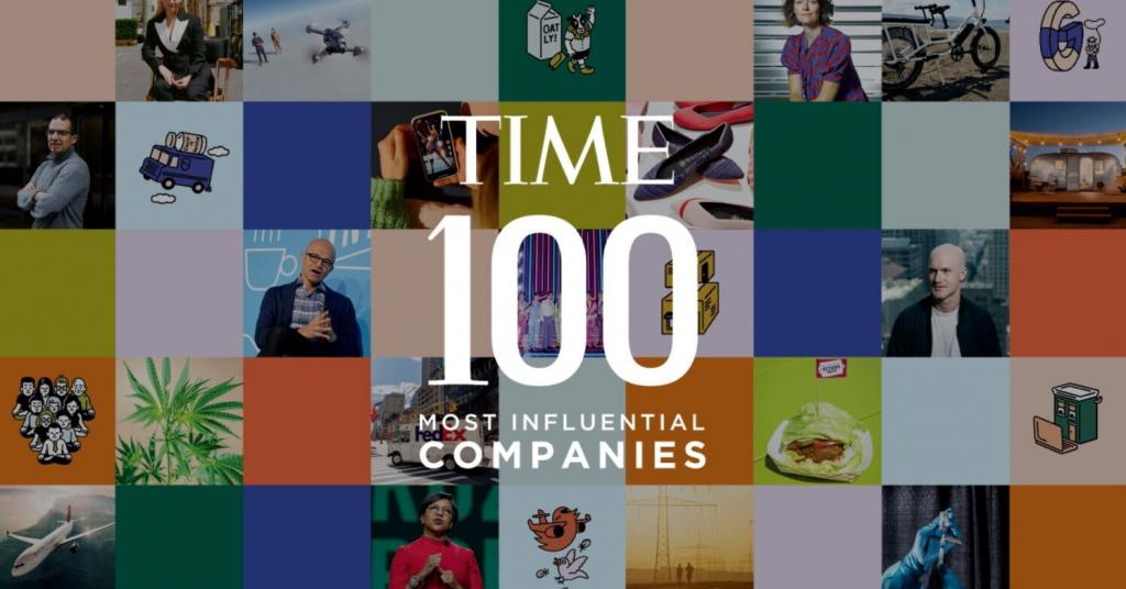 Найвпливовіші компанії за версією Time