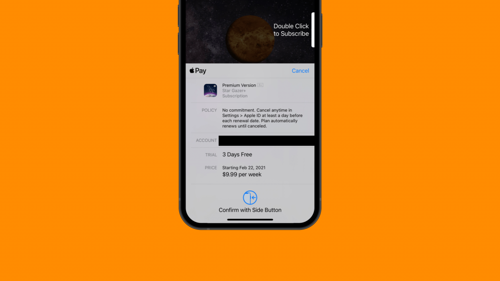 Onovlennja iOS 14.5