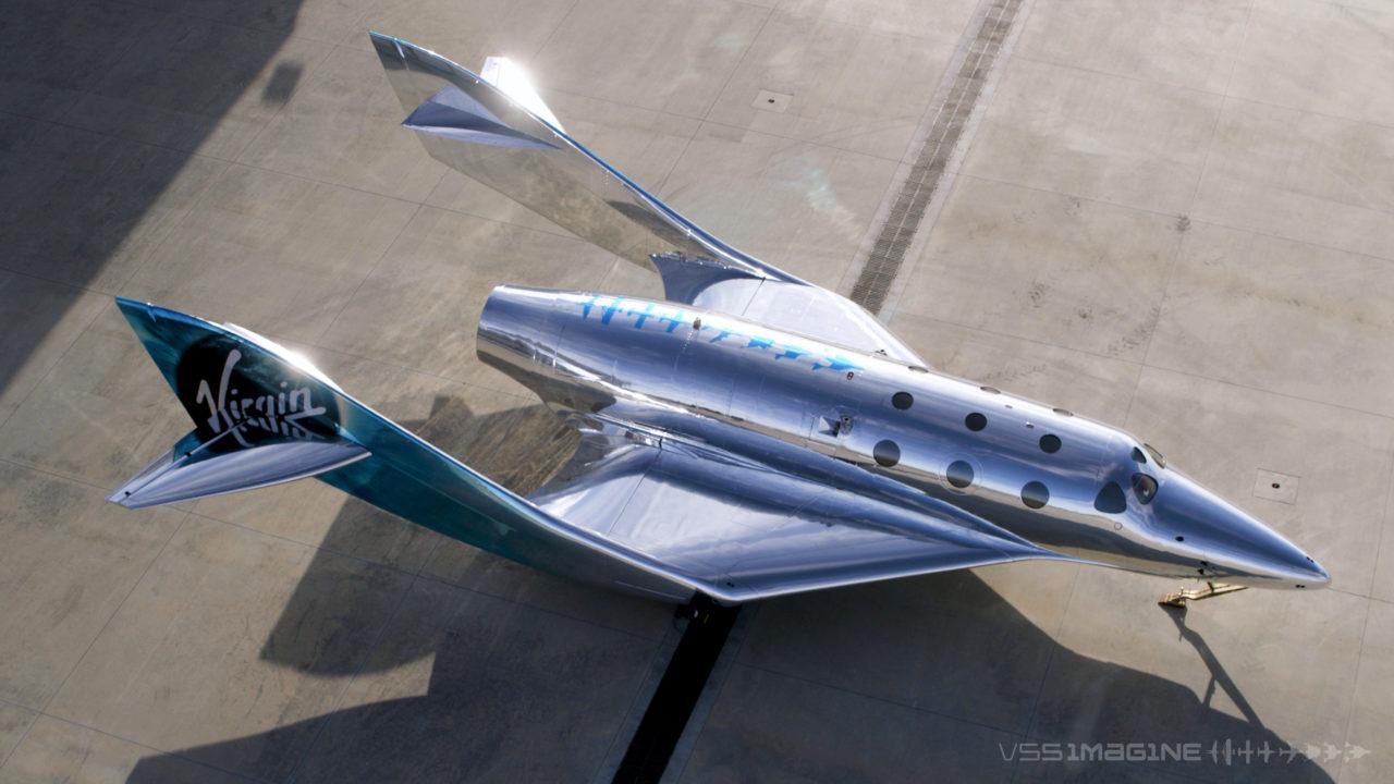 🚀 Ce ne žart — Virgin Galactic predstavyla kosmolit Imagine: na ńomu litatymuť turysty