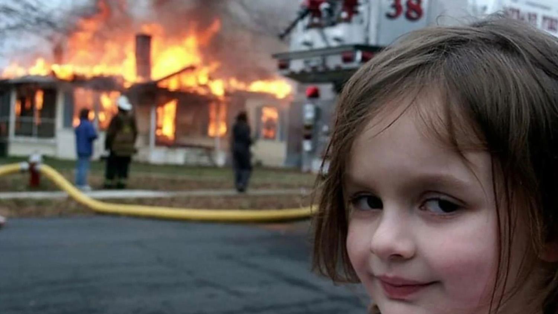 🔥 Мем «Дівчинка-катастрофа» продали як NFT за $430 тисяч