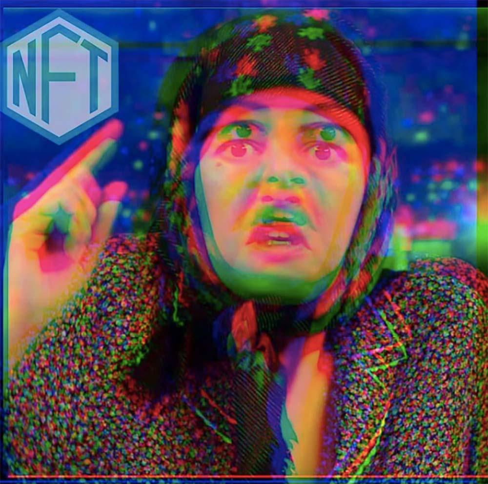 🤣 Український мем «Жуй сраку» продали як NFT за $2 500