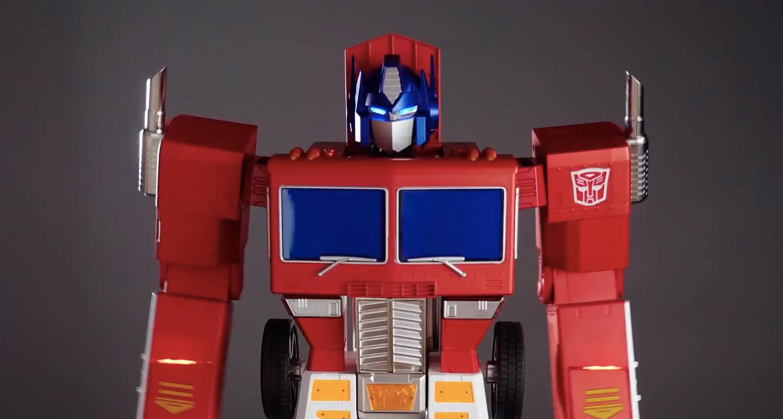 😱 Hasbro створила іграшку трансформера, яка самостійно збирається: як справжній робот