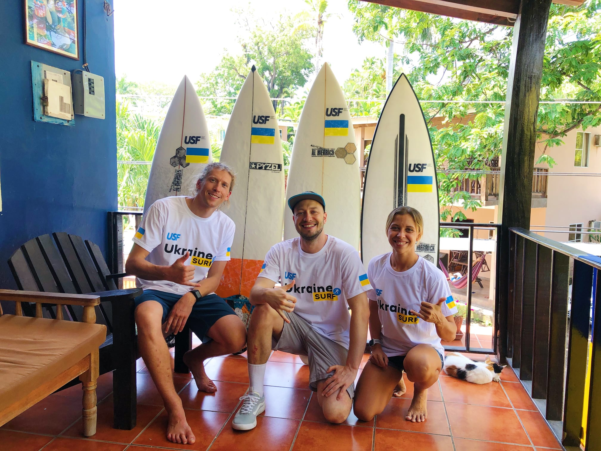 🏄🏼♂️ Українська збірна з серфінгу вперше в історії виступить на світовому чемпіонаті