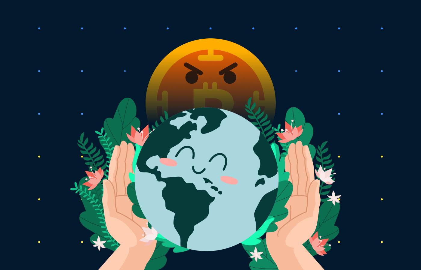 🌱 Чи шкодить крипта екології й до чого тут твіти Ілона Маска