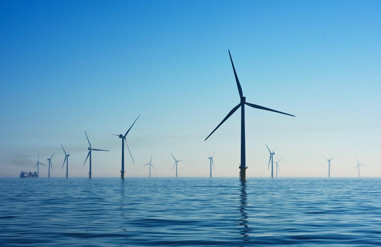 💨 У США планують побудувати найбільшу вітряну електростанцію на воді